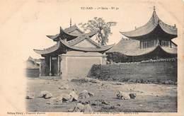 CPA YU-NAN - 1ere Série - N°30 - Entrée De La Grande Pagode - MONGTZE - Cina