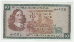 South Africa 10 Rand 1975 AXF Pick 114c  114 C - Zuid-Afrika