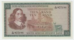 South Africa 10 Rand 1967 - 1974 UNC Pick 114b  114 B - Zuid-Afrika