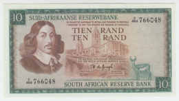 South Africa 10 Rand 1975 UNC Pick 114c  114 C - Südafrika