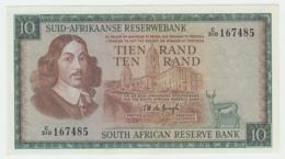 South Africa 10 Rand 1975 UNC Pick 114c  114 C - Zuid-Afrika