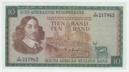 South Africa 10 Rand 1975 UNC+ Pick 114c  114 C - Zuid-Afrika