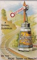 Osformo Salt Postcard Unused Good Condition - Advertising