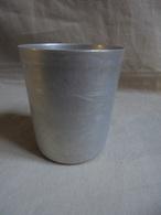 Vintage - Timbale En Aluminium L'Hoir Québec - Vasos