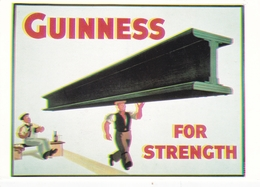 Guinness Stout Postcard Unused Good Condition - Werbepostkarten