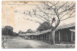 LIBREVILLE (Gabon) - Village à La Montagne Sainte - Collection S.H.O.- G.P. Phot. N° 10 - Voir état - Gabon