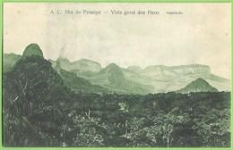 São Tomé E Príncipe - Vista Geral Dos Picos - Portugal - Sao Tome And Principe