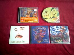 CARLOS SANTANA  °  COLLECTION DE 5 CD - Musique & Instruments