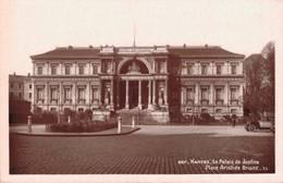 Nantes Le Palais De Justice Place Aristide Briand  CPM Ou CPSM - Nantes