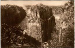 51zh 78 CPA - ZIMBAMBWE - VICTORIA FALLS - THE GORGE - Zimbabwe