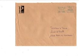 LETTRE DE MAIRIE DE PANTIN SEINE SAINT DENIS - Postmark Collection (Covers)