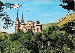COVADONGA - Basilica - Asturias (Oviedo)