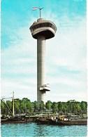 1963 Euromast In Kleur Gelopen Naar Anna Jacobapolder Zeeland - Rotterdam