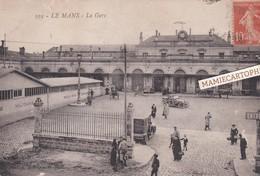 LE MANS - Dépt 72 - La Gare - Le Mans