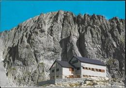 RIFUGIO BRENTARI - CIMA D'ASTA - PIEVE TESINO (TN) - TIMBRO RIFUGIO - Alpinisme