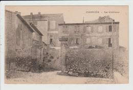 CABRIES - BOUCHES DU RHONE - LE CHATEAU - France