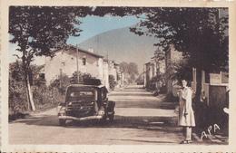 MONTGAILHARD   GRANDE RUE    ENTREE SUD - Frankrijk