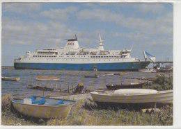 Juelsminde - Faergen KALLE III I Havnen - Ferries