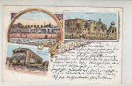 Gruss Aus Misdroy - Litho - 1902 2.Wahl - Pommern