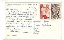 16107 - Publicitaire  Pour AMORA - St.Pierre Et Miquelon