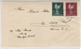 Satzbrief 902/3 Aus BERLIN 18.9.44 Geprüft?? - Briefe U. Dokumente