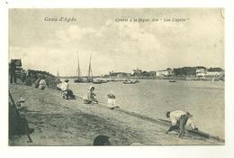34 GRAU D'ADGE COURSE A LA DIGUE LOU CAPELET HERAULT - Agde