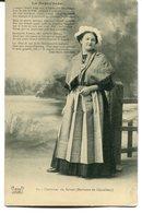 CPA - Carte Postale - Folklore - Costumes De Savoie (M8150) - Costumes
