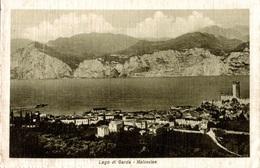 CPA Lago Di Garda Malcesine - Italia