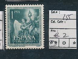 SPAIN AIR YVERT 255 MNH - Poste Aérienne