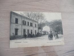 CPA 48 Lozère Villefort La Gare . BE - Villefort
