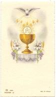 Devotie - Devotion - Communie Communion - Erna Vanduynslager - St Eloois Vijve - 1955 - Communion