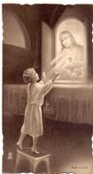 Devotie - Devotion - Communie Communion - Simonne Snauwaert - Bissegem 1938 - Communion