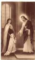 Devotie - Devotion - Communie Communion - Louise Quenoist - Roubaix 1932 - Communion