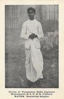Missionnaires De S.F. De S. D'Annecy - Diocèse De Vizagapatam (Indes Anglaises) Xavier, Séminariste Indigène - Missionen