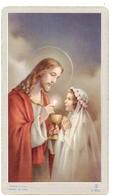 Devotie - Devotion - Communie Communion - Christiane Mortele - Torhout 1956 - Communion