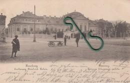 Bratislava - 1904 , Prezidentský Palác - Slovaquie