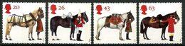 Gd BRETAGNE 1997  N° 1972/1975 ** Neufs MNH Superbes C 8 € Chevaux British Horses Society Parades  Animaux - Nuovi