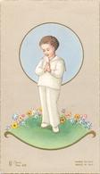 Devotie - Devotion - Communie Communion - Eric Maes - Izegem 1958 - Communion