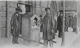 MONT DORE : Chaise à Porteurs (1920) - Le Mont Dore