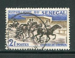 SENEGAL- Y&T N°207- Oblitéré - Senegal (1960-...)