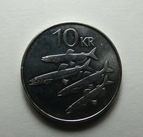 Iceland 10 Kronur 2008 - IJsland