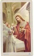 Devotie - Devotion - Communie Communion - Beatrice Theeten - Klemskerke 1953 - Communion