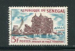 SENEGAL- Y&T N°235- Oblitéré - Senegal (1960-...)