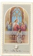 Devotie - Devotion - Communie Communion - Jeanette Dewaele - Desselgem 1953 - Communion