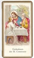 Devotie - Devotion - Communie Communion - Agnes Dekyen - Menen 1934 - Communion
