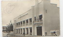 """AEF République Du Congo, La Comouna, A Circulé Dans Une Enveloppe En 1951, Ed. Hoa-qui Librairie """"Au Message"""" N°163 - Pointe-Noire"""