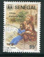 SENEGAL- Y&T N°604- Oblitéré - Senegal (1960-...)