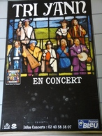 Affiche - Tri Yan En Concert - Posters