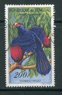 SENEGAL- P.A Y&T N°33- Oblitéré (oiseaux) - Senegal (1960-...)