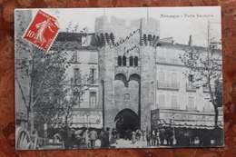 MANOSQUE (04) - PORTE SAUNERIE - Manosque
